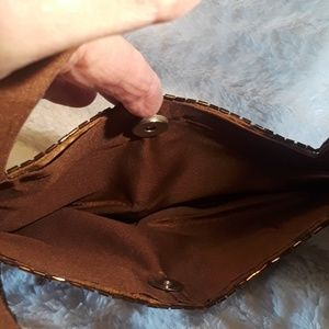 Vintage Sequins and Beads handbag